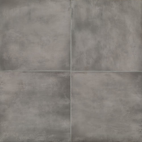 "Chateau 24"" x 24"" Floor & Wall Tile in Smoke"
