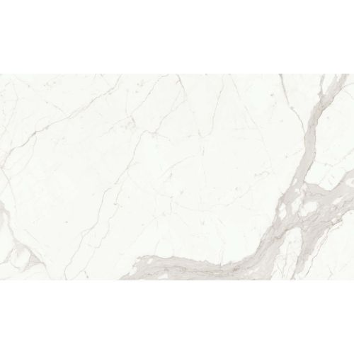Magnifica Calacatta Super White Porcelain in 1/4""
