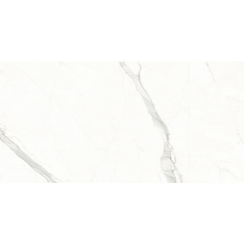 Magnifica Statuario Super White Porcelain in 1/2""