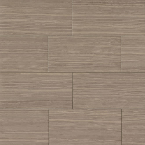 "Matrix 12"" x 24"" Floor & Wall Tile in Taupe Blend"