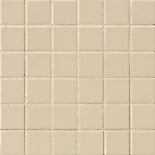 Elements Floor & Wall Mosaic in Biscuit