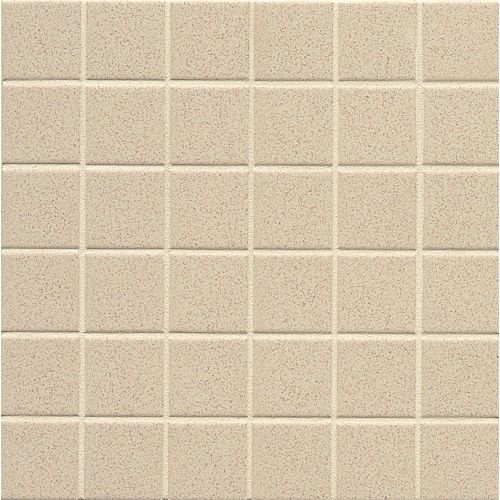 Elements Floor & Wall Mosaic in Light Beige - Mottled