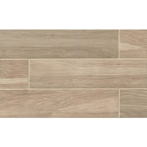 "Napa 6"" x 24"" Floor & Wall Tile in Oak"