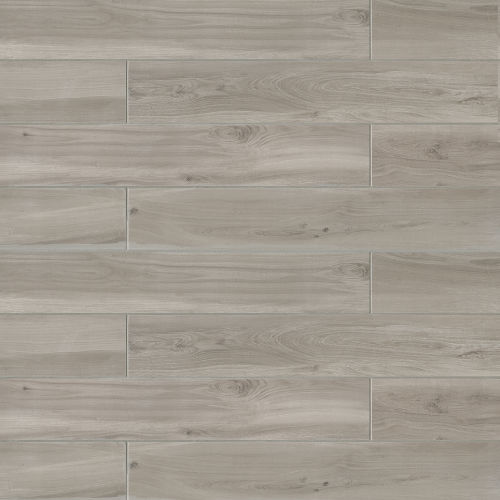 "Refined 6"" x 36"" Floor & Wall Tile in Grey"