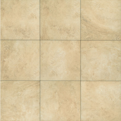 "Stonefire 12"" x 12"" Floor & Wall Tile in Almond"