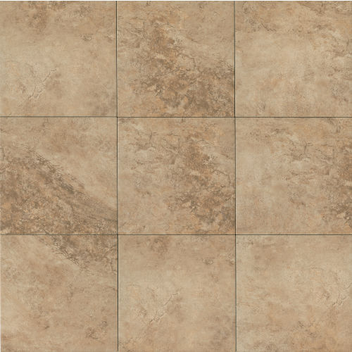 "Stonefire 12"" x 12"" Floor & Wall Tile in Beige"