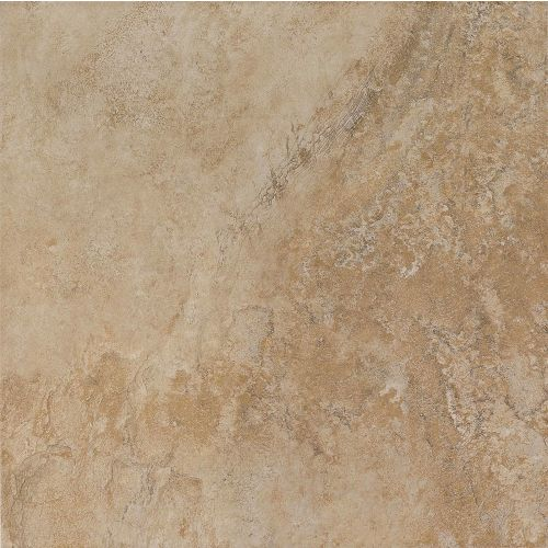 "Stonefire 18"" x 18"" Floor & Wall Tile in Beige"