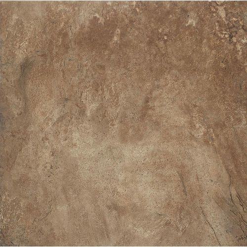 "Stonefire 18"" x 18"" Floor & Wall Tile in Rust"