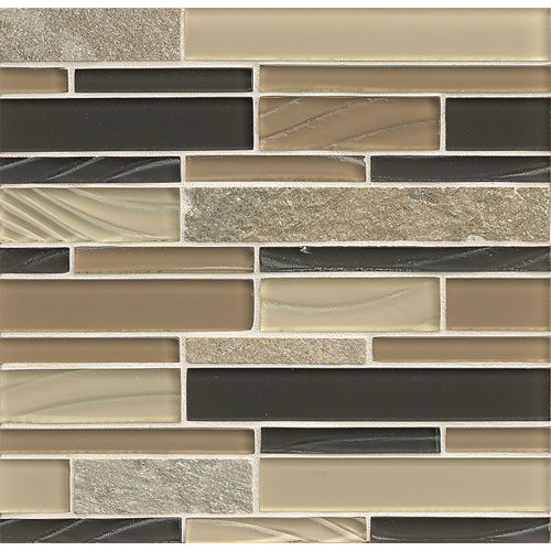 Elume Wall Mosaic in Boardwalk