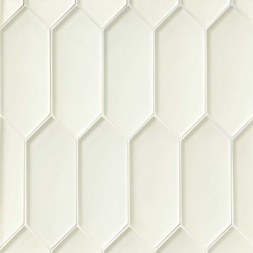 Verve Wall Mosaic in Cloud Nine
