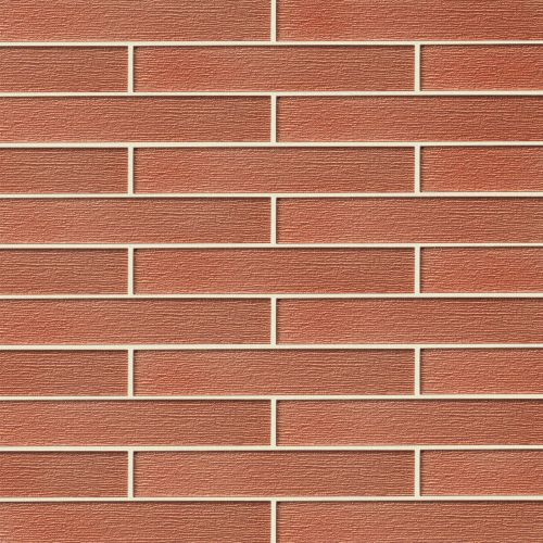 "Verve 2"" x 11.75"" Wall Tile in Coral Spice"