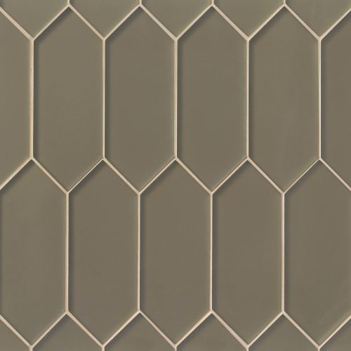 Verve Wall Mosaic in Golden Glimmer
