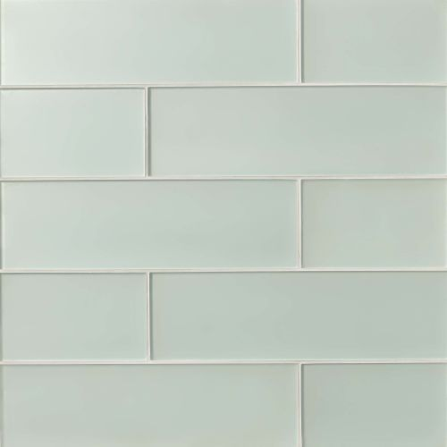 "Verve 6"" x 20"" Wall Tile in Ice Breaker"