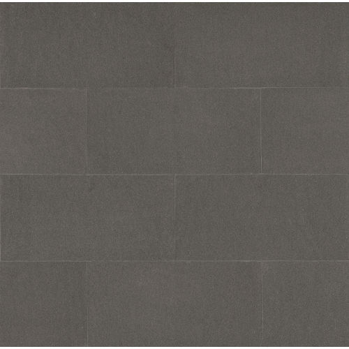 "Absolute Black 12"" x 24"" x 3/8"" Floor and Wall Tile"