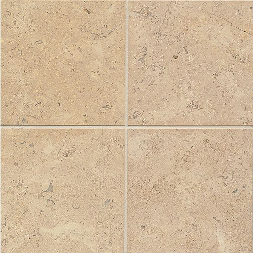"Burlap 6"" x 6"" Floor & Wall Tile"