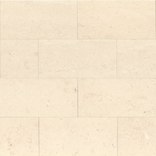 "Corinthian White 12"" x 24"" Floor & Wall Tile"
