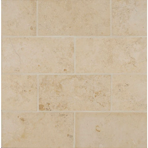 "Jura Beige 3"" x 6"" Floor & Wall Tile"