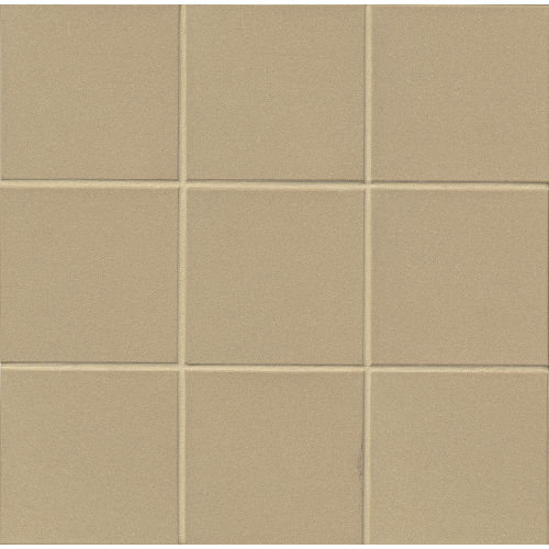 "Metropolitan 6"" x 6"" Floor & Wall Tile in Buckskin"