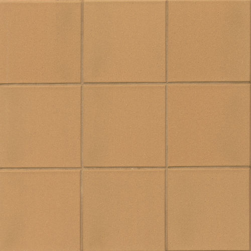 "Metropolitan 6"" x 6"" Floor & Wall Tile in Adobe"
