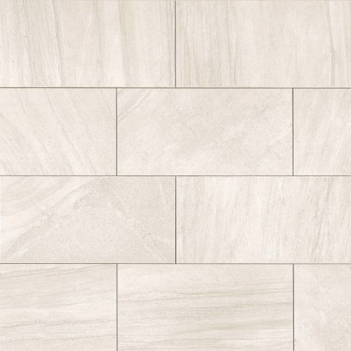 "Purestone 12"" x 24"" Floor & Wall Tile in Beige"