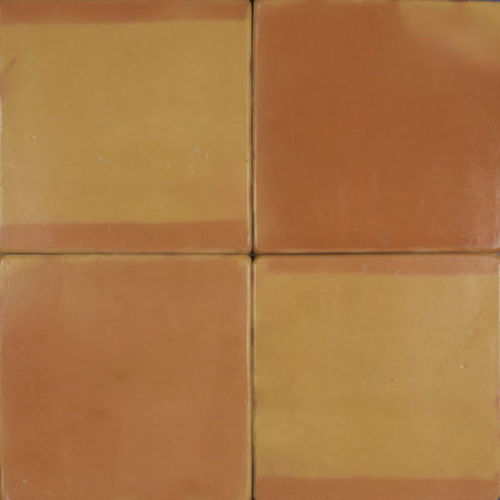 "Mexican Saltillo Pavers 12"" x 12"" Paver in Super Saltillo"
