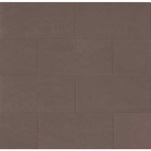 "Area 3D 12"" x 24"" Floor & Wall Tile in Sage"