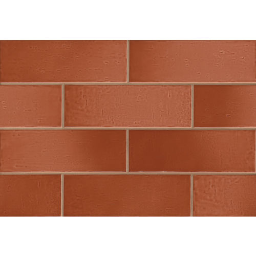 "Aura 4"" x 12"" Wall Tile in Spice"