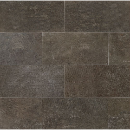 "Blende 12"" x 24"" Floor & Wall Tile in Piceous"
