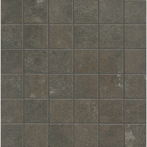 "Blende 2"" x 2"" Floor and Wall Mosaic in Piceous"
