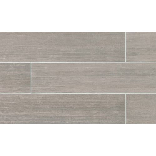 "City 2.0 8"" x 48"" Floor & Wall Tile in Olive Cast"