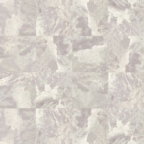 "Classic 12"" x 12"" Floor & Wall Tile in Bardiglietto"