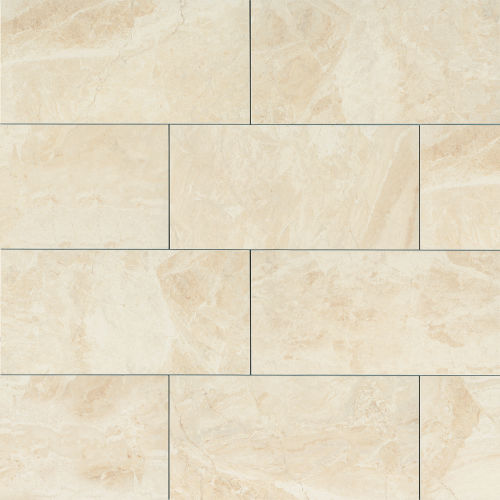 "Classic 12"" x 24"" Floor & Wall Tile in Cremino"