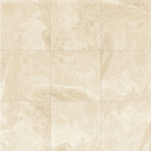 "Classic 18"" x 18"" Floor & Wall Tile in Cremino"