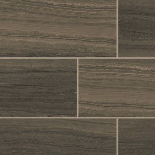 "Highland 18"" x 36"" Floor and Wall Tile in Cocoa"