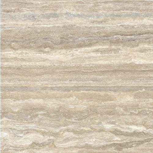 "Plane 60"" x 60"" Floor & Wall Tile in Travertino Vena Plane"