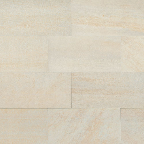 "Quartzite 12"" x 24"" x 3/8"" Floor and Wall Tile in Moon"