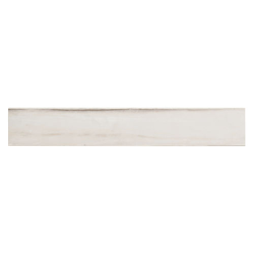 "Zebrino 4"" x 24"" Trim in Calacatta"