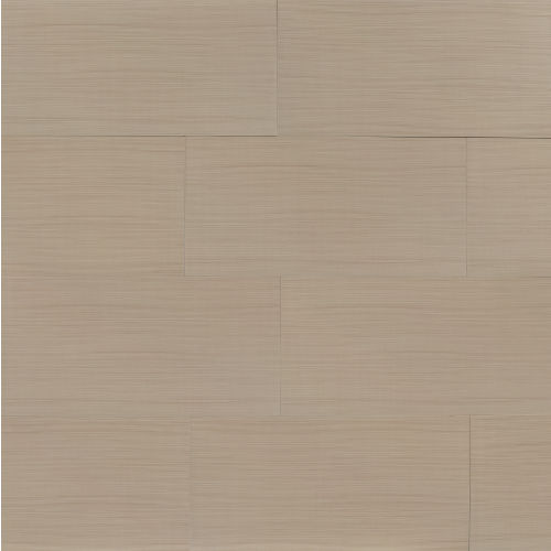 "City Scene 12"" x 24"" Floor & Wall Tile in Taupe"