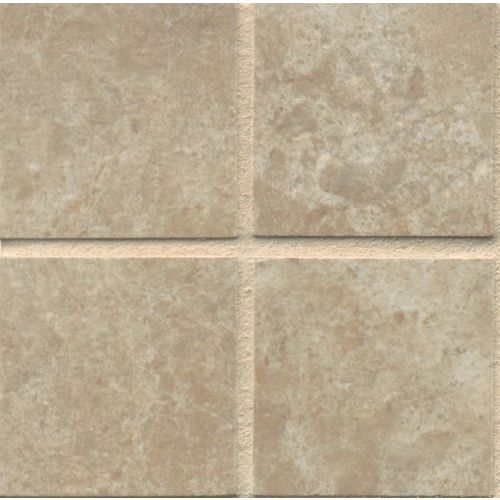 "Indiana Stone 6"" x 6"" Floor & Wall Tile in Noce"