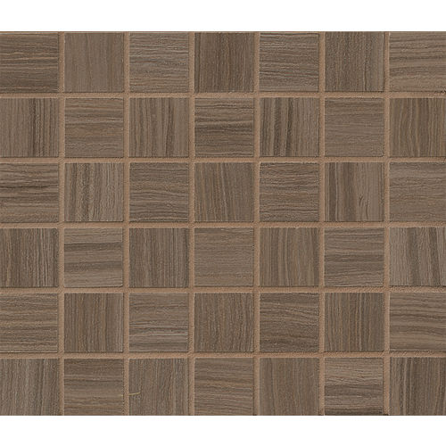 "Infinity 1-1/2"" x 1-1/2"" Floor & Wall Mosaic in Night"