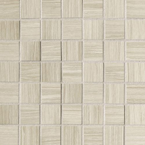 "Islands 1-1/2"" x 1-1/2"" Floor and Wall Mosaic in Beige"