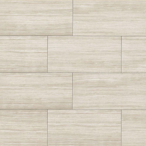 "Islands 12"" x 24"" Floor & Wall Tile in Beige"