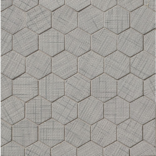 "Lido 2"" x 2"" Floor & Wall Mosaic in Sand"