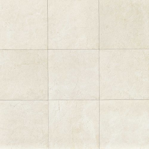 "Marfil 6"" x 6"" Floor & Wall Tile in Alabaster"