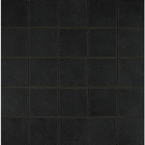 "Metro Plus 2"" x 2"" Floor & Wall Mosaic in Deep Space"