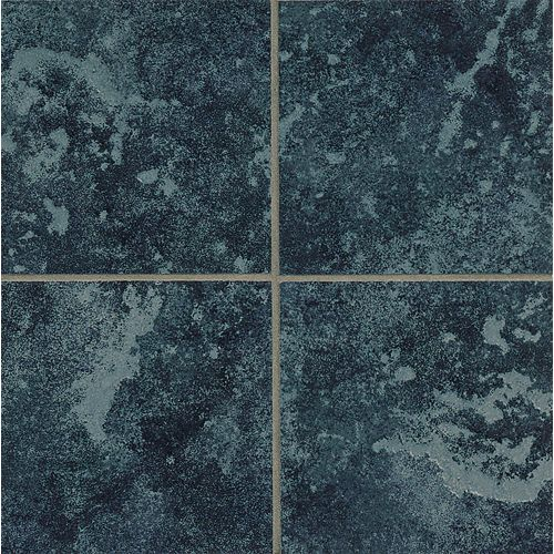 "Pool Tile 6"" x 6"" Floor & Wall Tile in Turquoise"