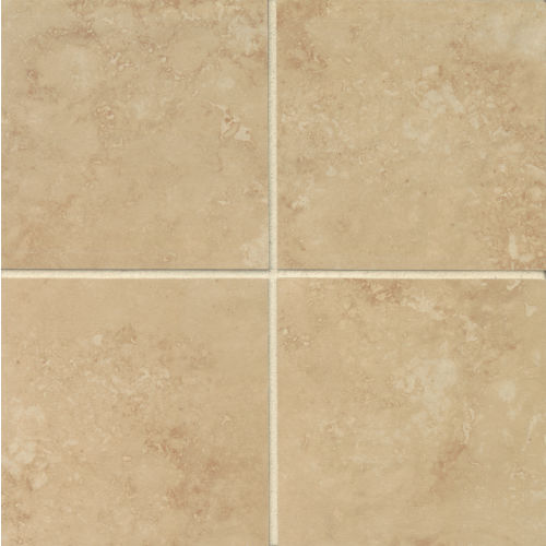"Roma 6"" x 6"" Floor & Wall Tile in Beige"