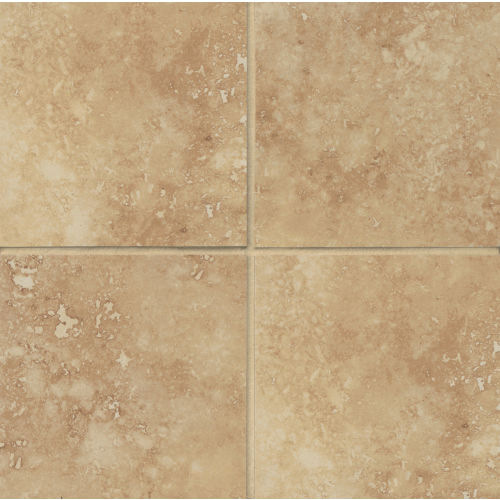 "Roma 6"" x 6"" Floor & Wall Tile in Camel"