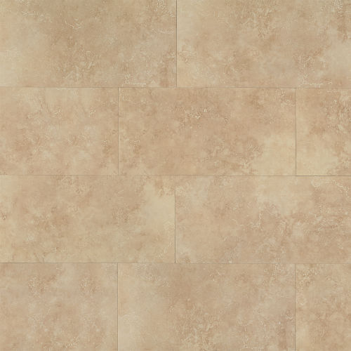 "Roma 12"" x 24"" x 3/8"" Floor and Wall Tile in Beige"