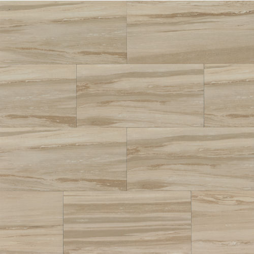 "Rose Wood 12"" x 24"" Floor & Wall Tile in Camel"